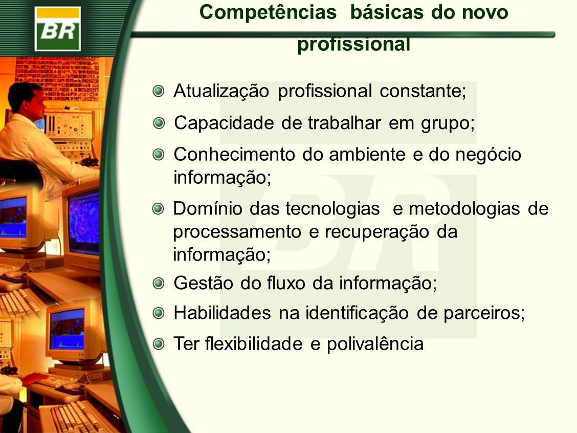 Competências básicas do novo profissional