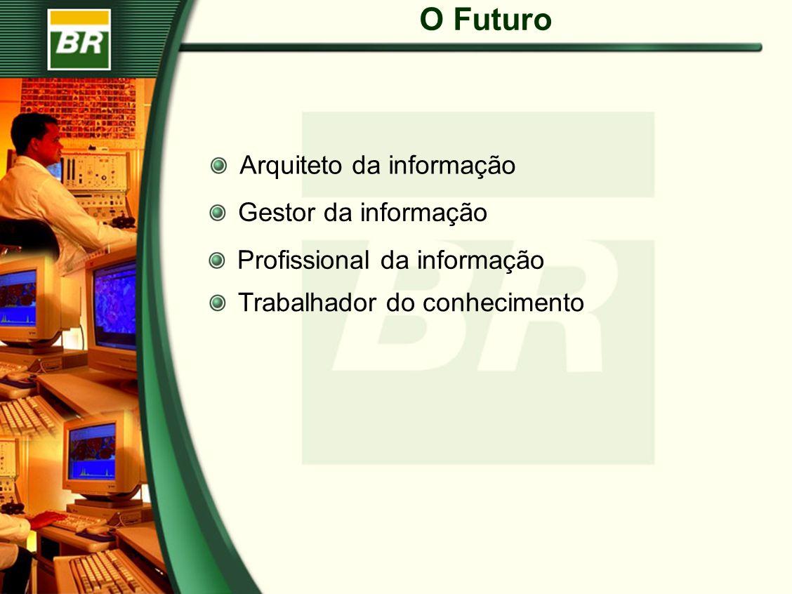 O Futuro Arquiteto da informação Gestor da informação