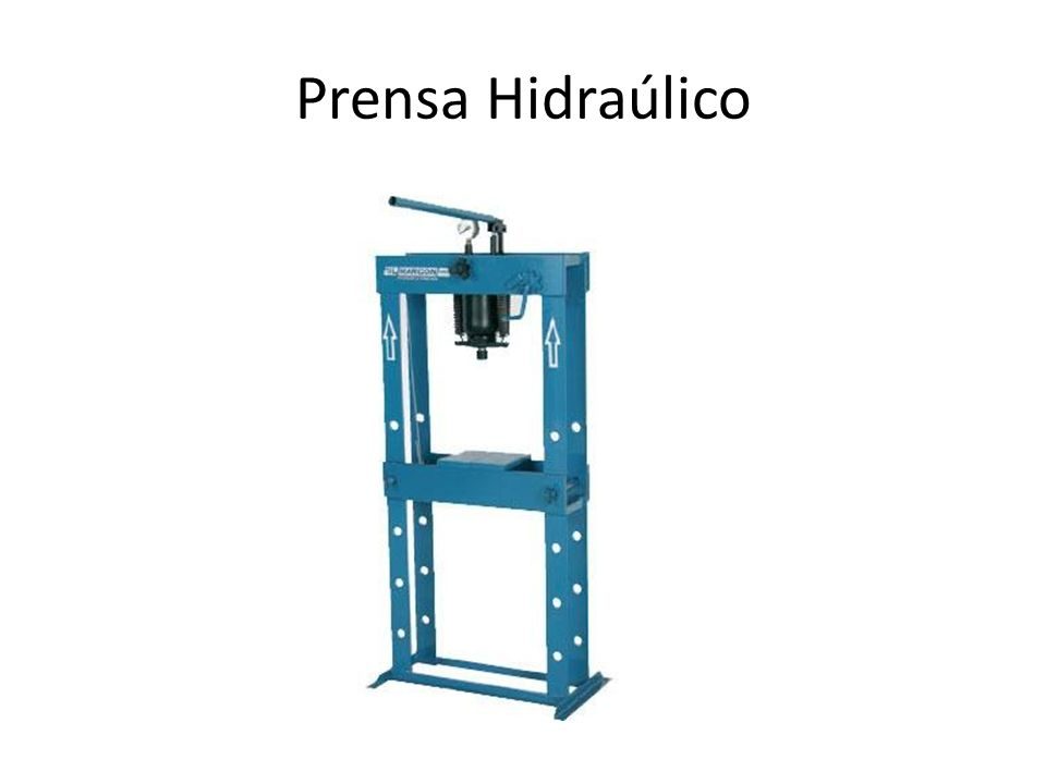 Prensa Hidraúlico