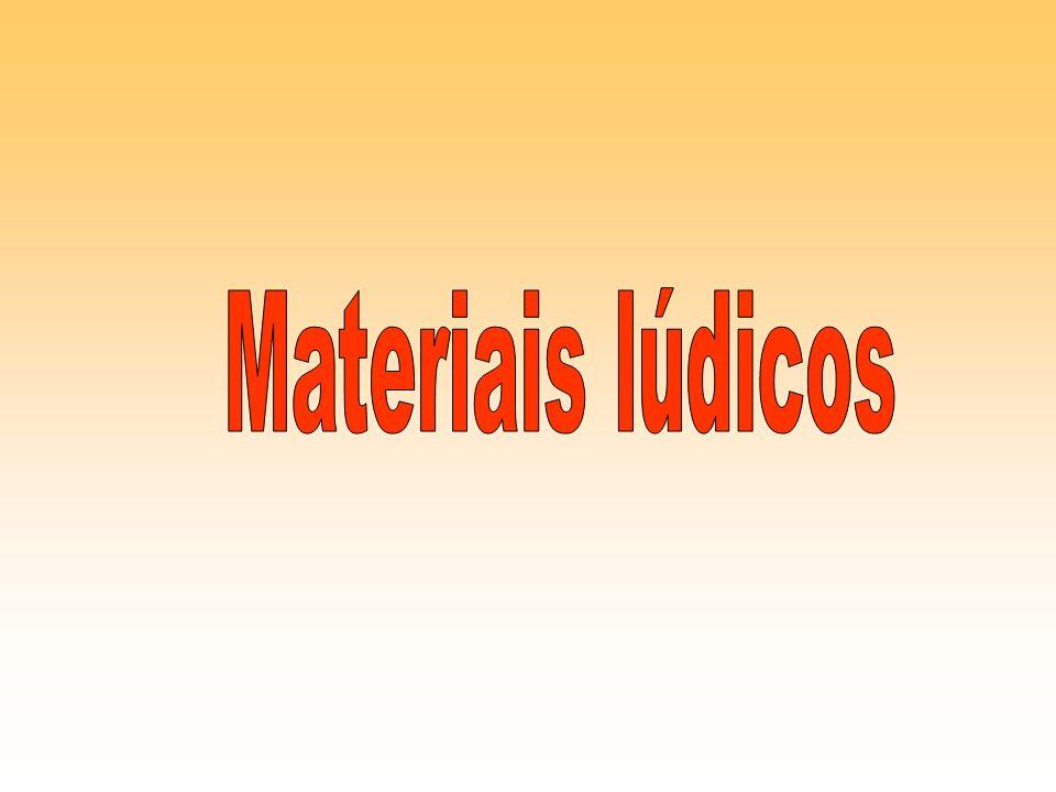 Materiais lúdicos