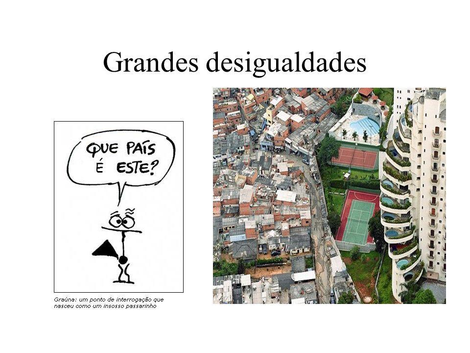 Grandes desigualdades