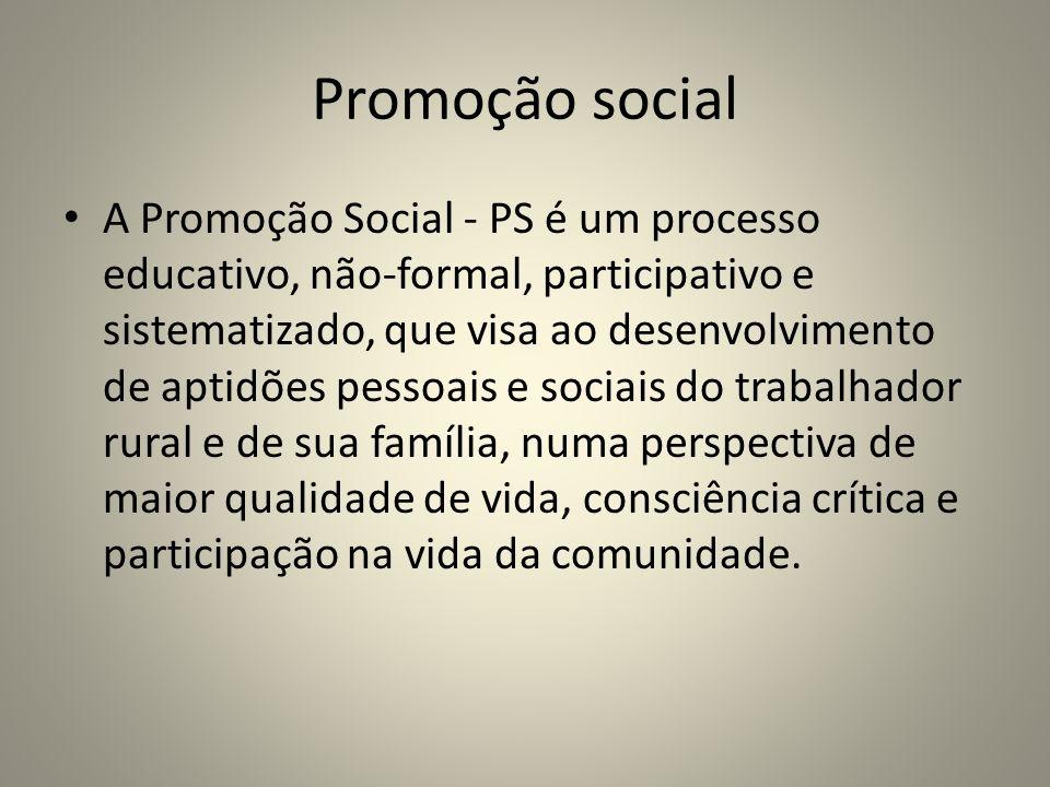 Promoção social