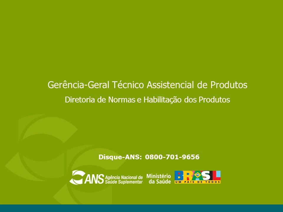 Gerência-Geral Técnico Assistencial de Produtos