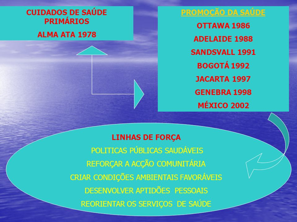 CUIDADOS DE SAÚDE PRIMÁRIOS