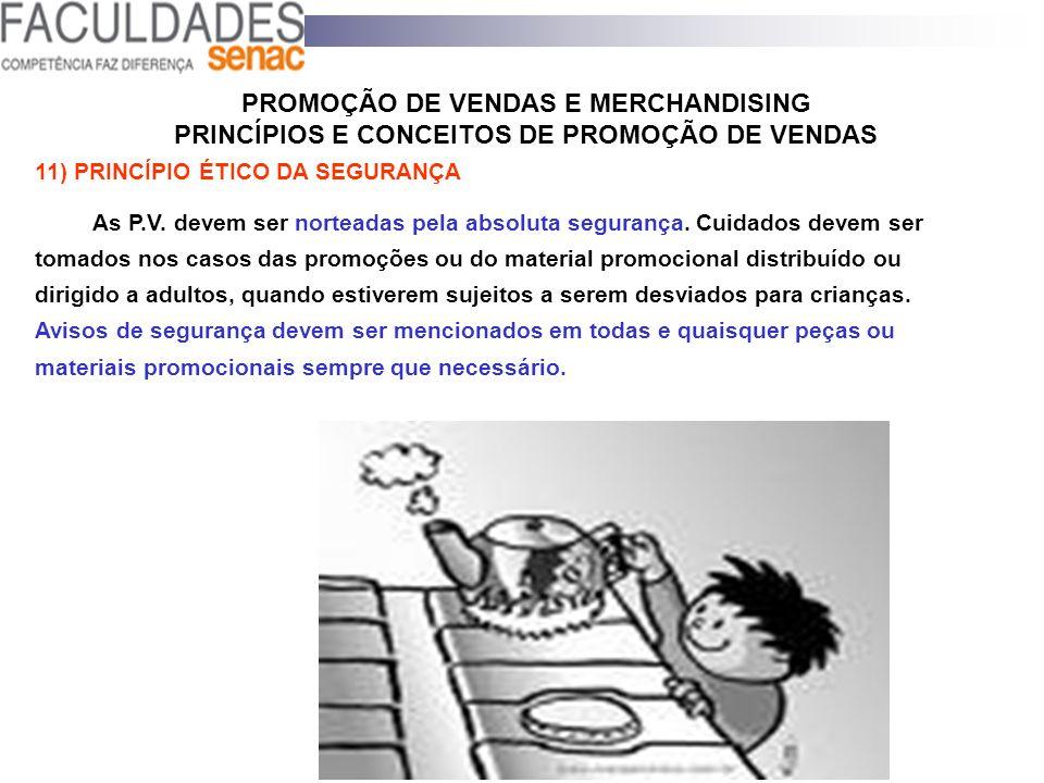PROMOÇÃO DE VENDAS E MERCHANDISING PRINCÍPIOS E CONCEITOS DE PROMOÇÃO DE VENDAS