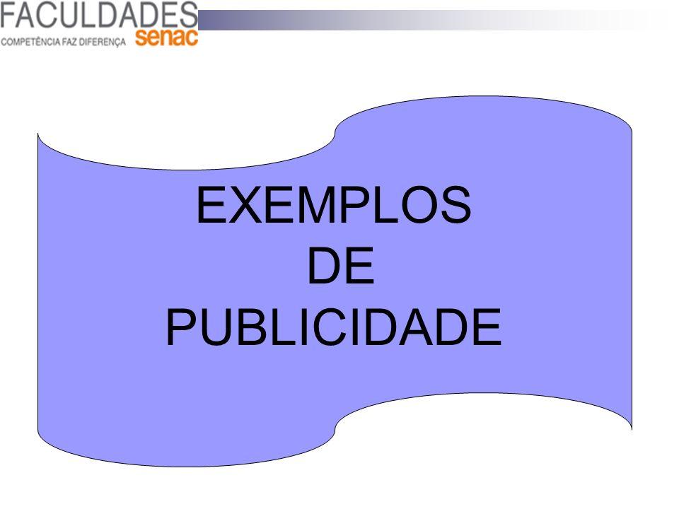 EXEMPLOS DE PUBLICIDADE 35