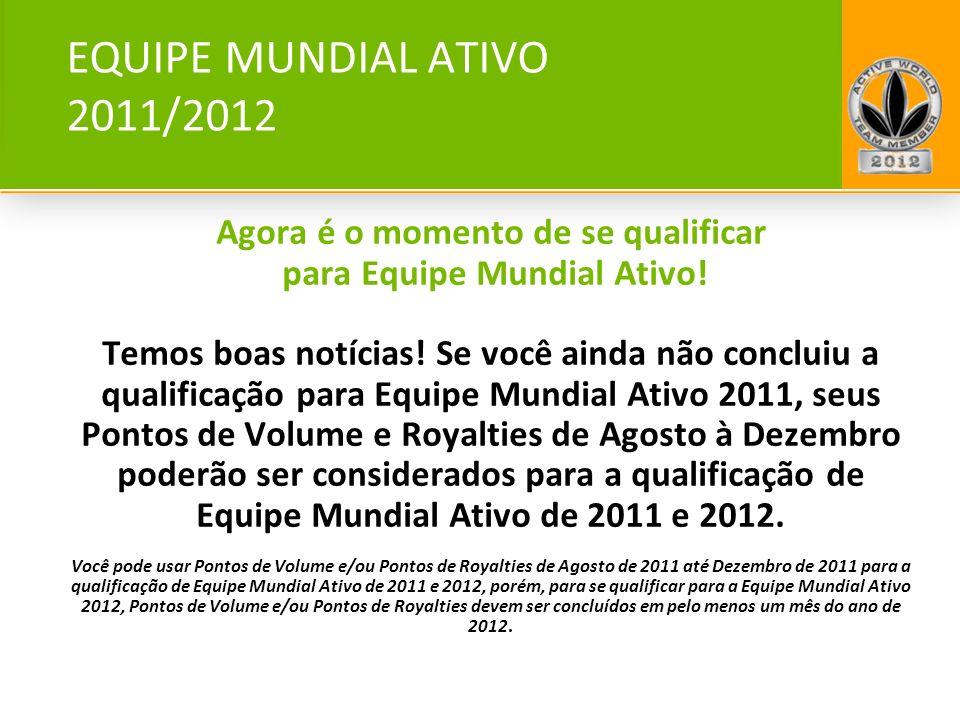 EQUIPE MUNDIAL ATIVO 2011/2012