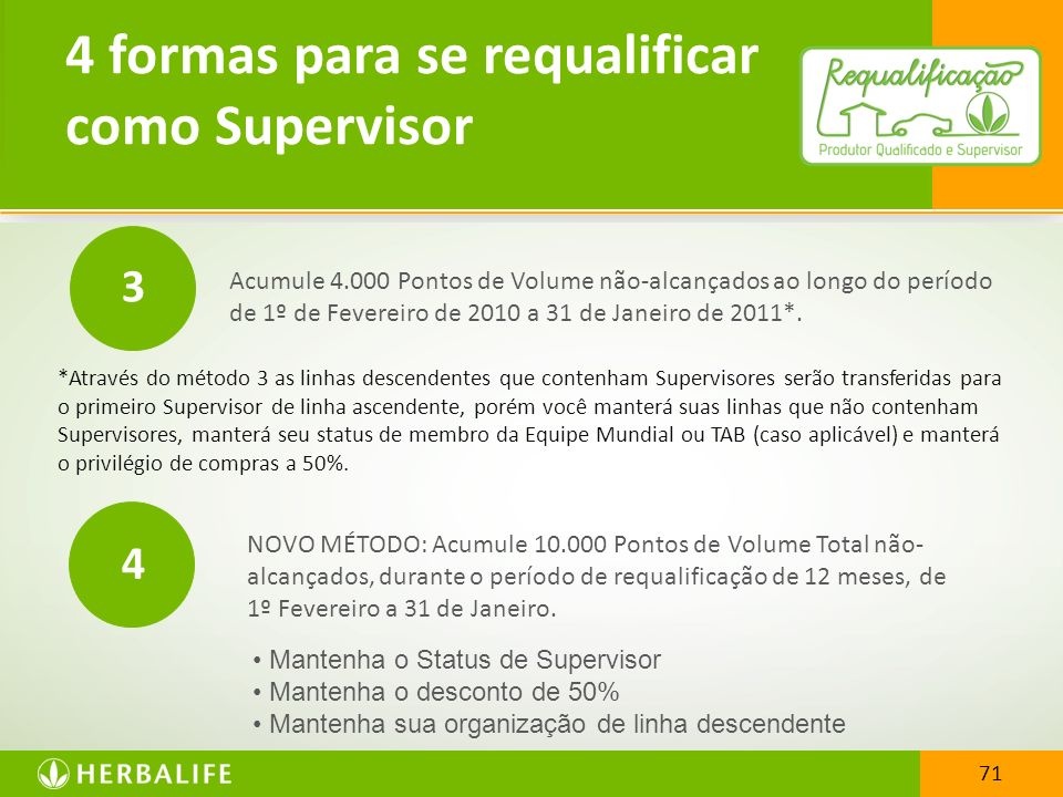 4 formas para se requalificar como Supervisor