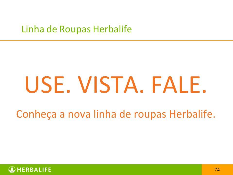 Linha de Roupas Herbalife
