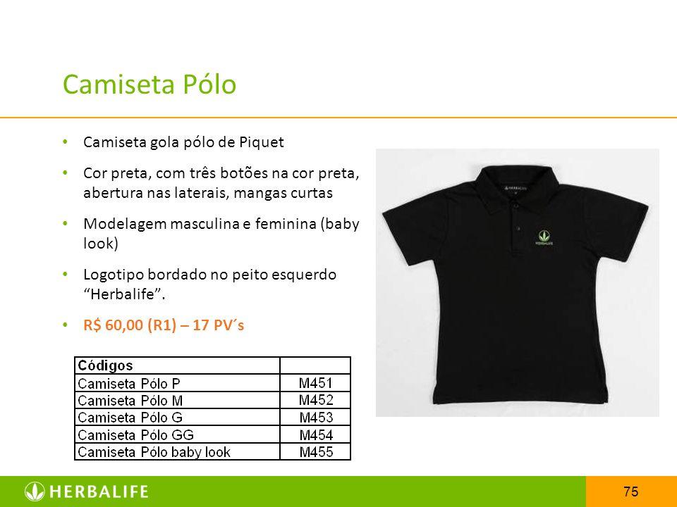 Camiseta Pólo Camiseta gola pólo de Piquet