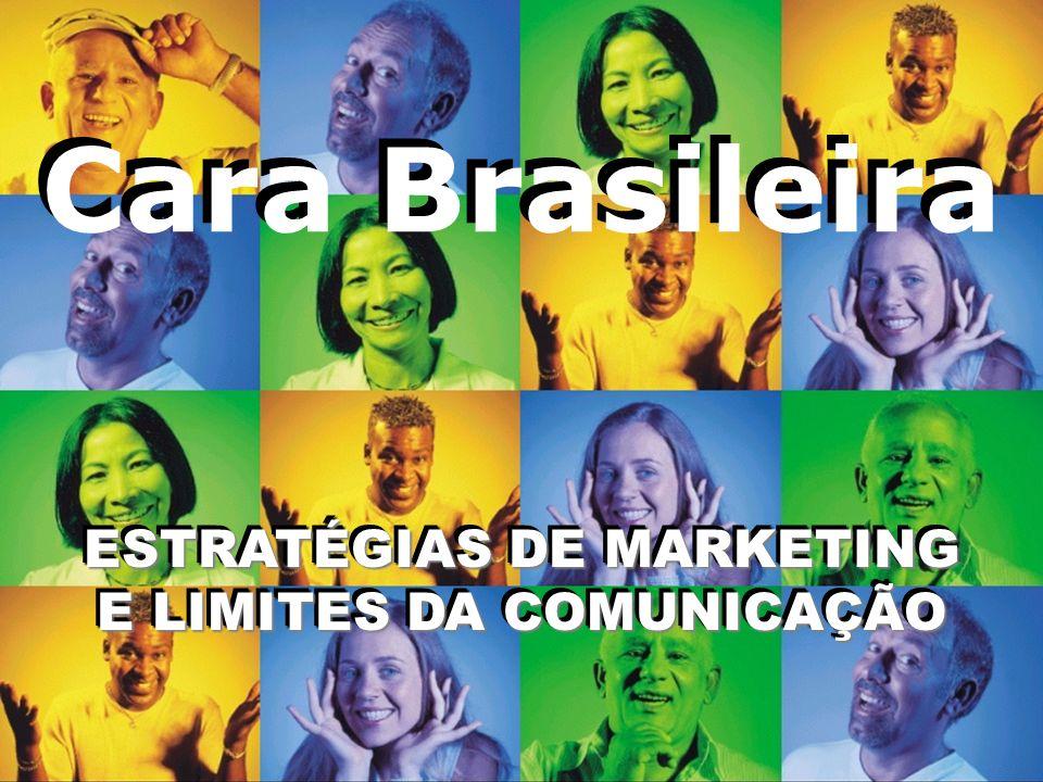ESTRATÉGIAS DE MARKETING E LIMITES DA COMUNICAÇÃO