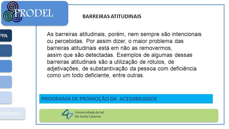 PRODEL BARREIRAS ATITUDINAIS