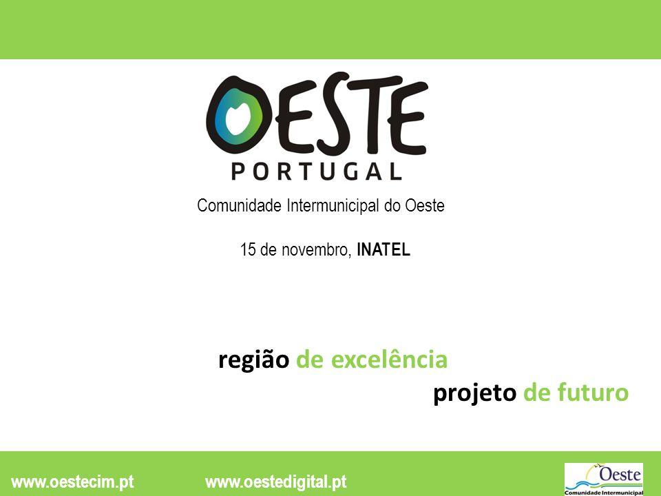 região de excelência projeto de futuro