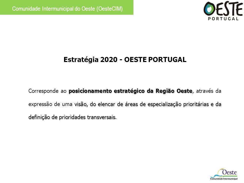 Estratégia 2020 - OESTE PORTUGAL