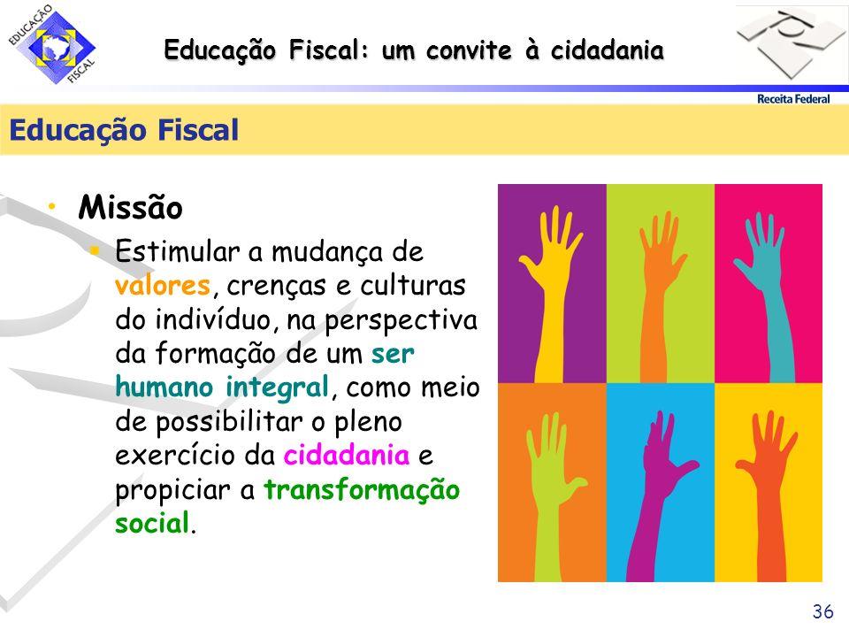 Missão Educação Fiscal
