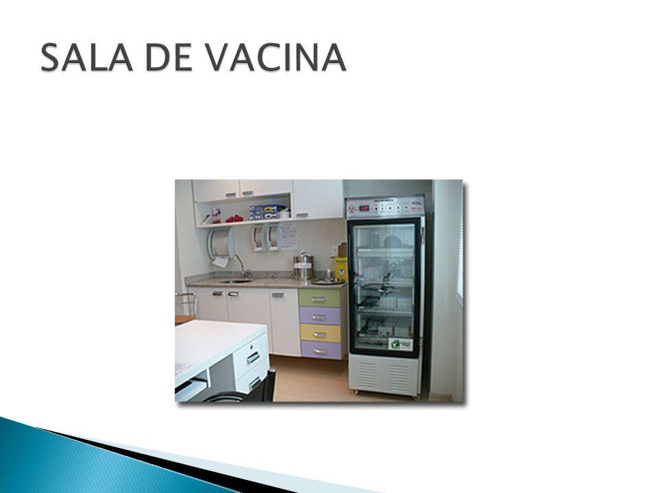 SALA DE VACINA
