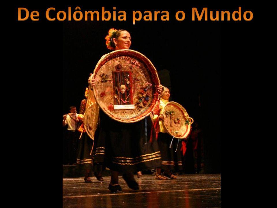 De Colômbia para o Mundo