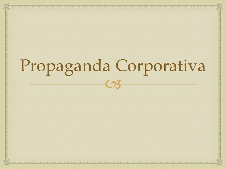 Propaganda Corporativa