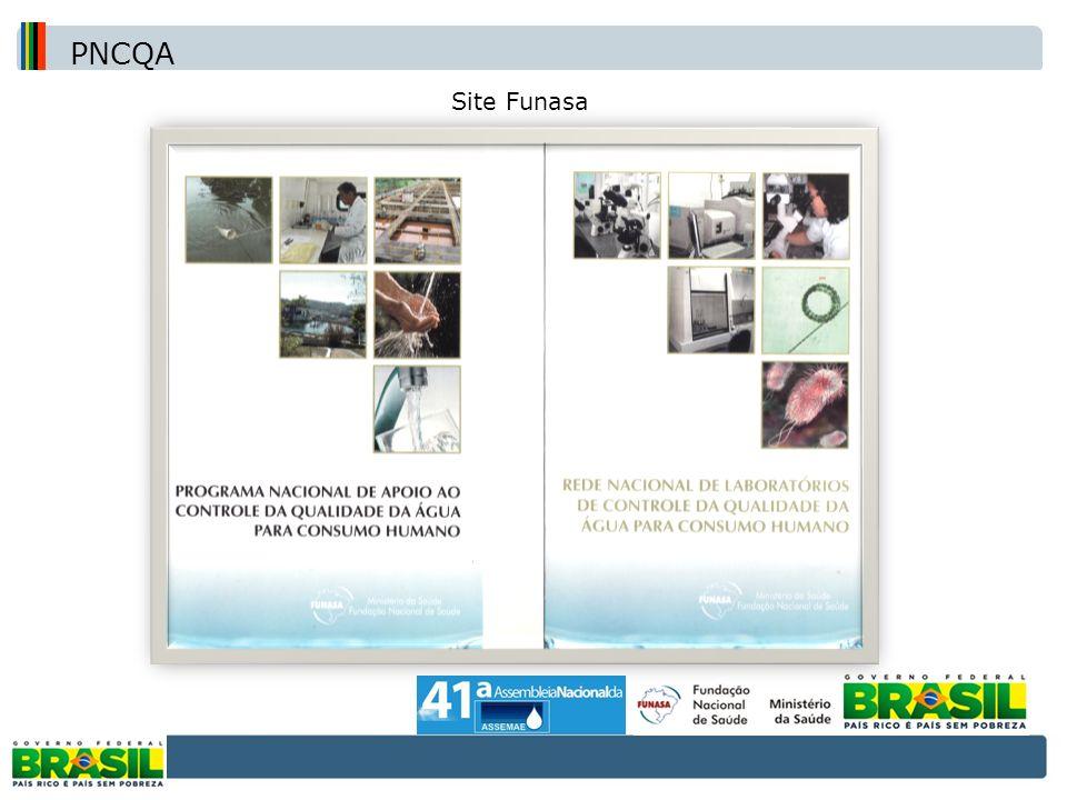 PNCQA Site Funasa
