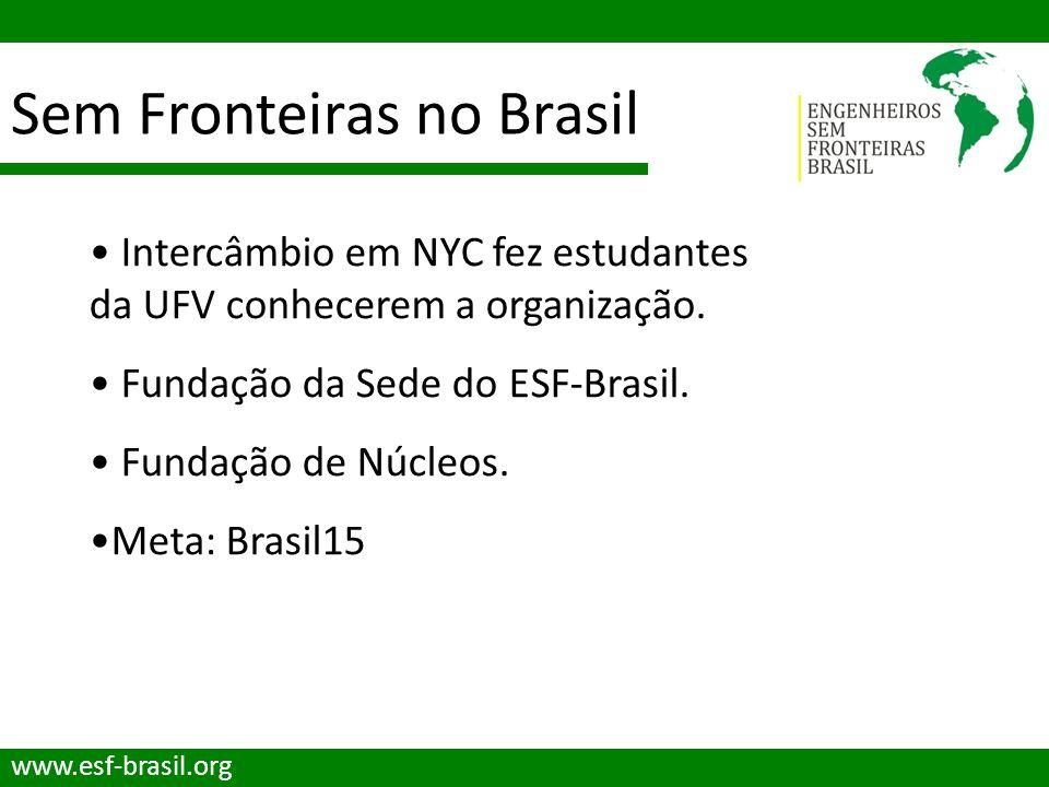Sem Fronteiras no Brasil