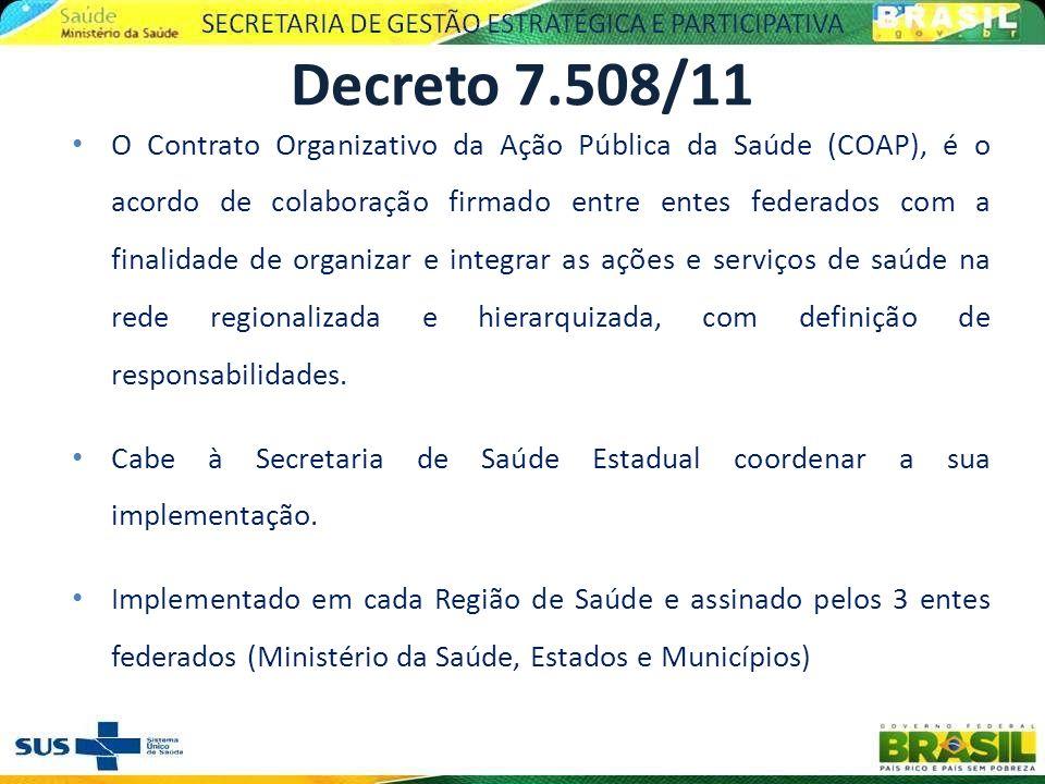 Decreto 7.508/11