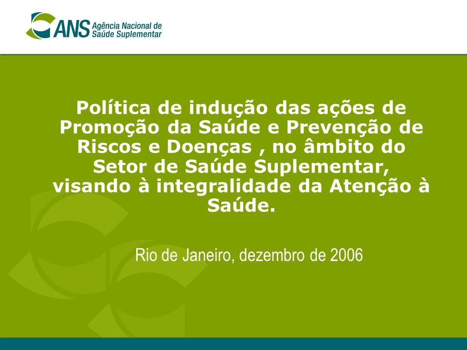 Rio de Janeiro, dezembro de 2006