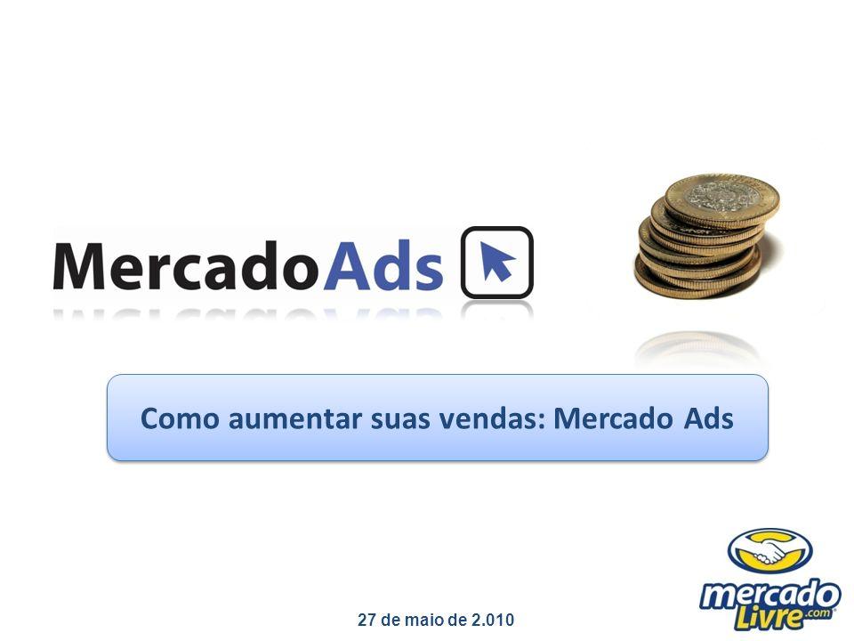 Como aumentar suas vendas: Mercado Ads