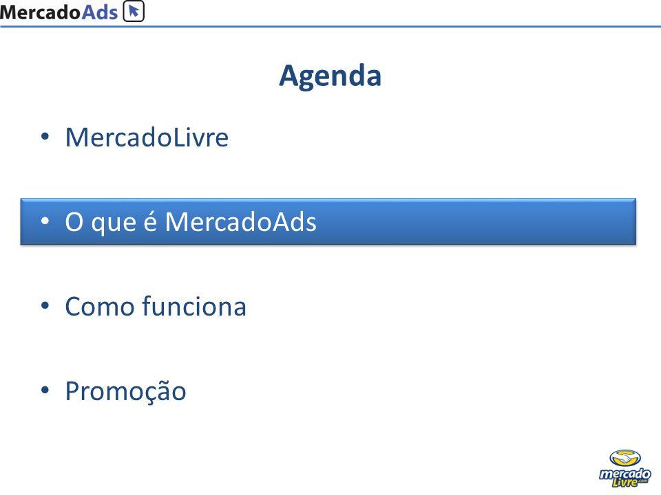 Agenda MercadoLivre O que é MercadoAds Como funciona Promoção