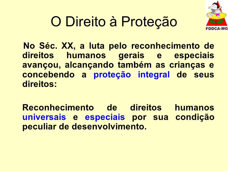 O Direito à Proteção