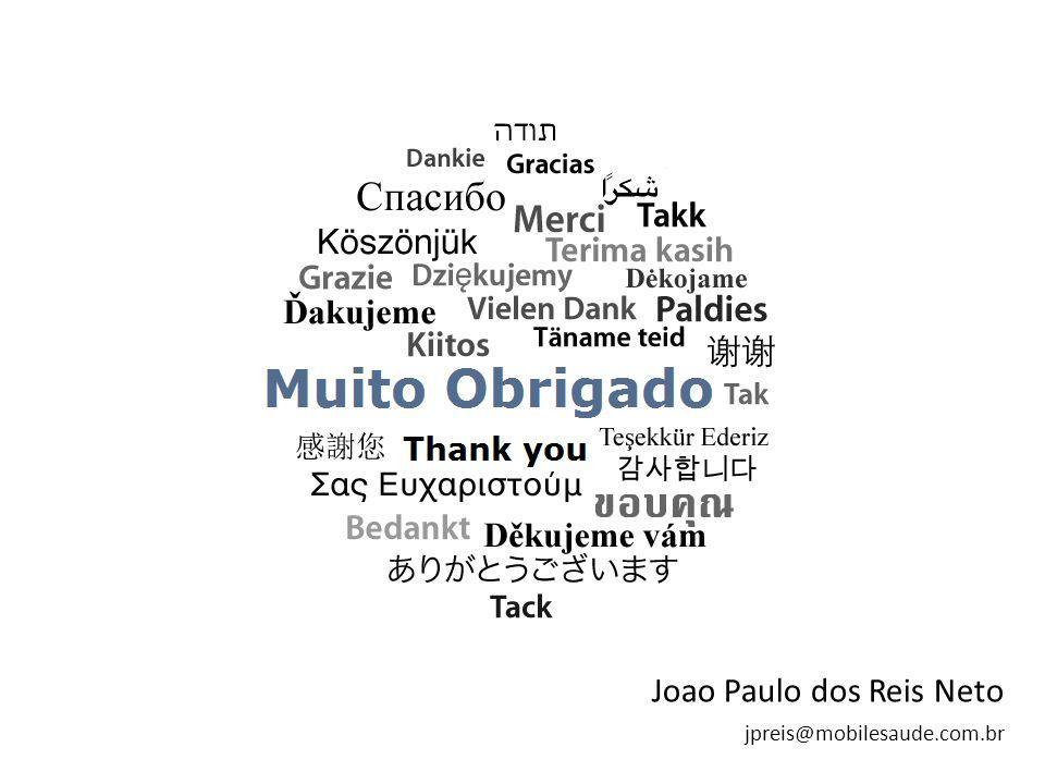 Joao Paulo dos Reis Neto