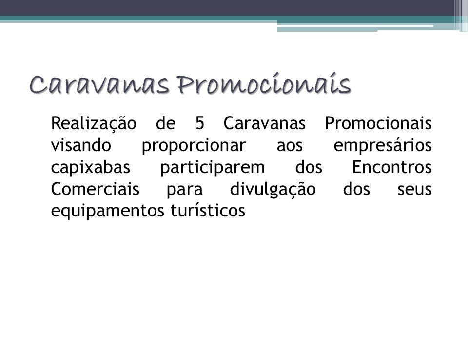 Caravanas Promocionais