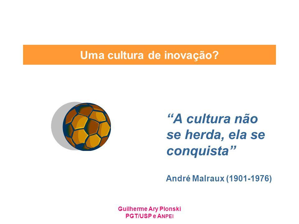 Uma cultura de inovação