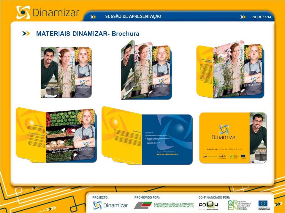 MATERIAIS DINAMIZAR- Brochura