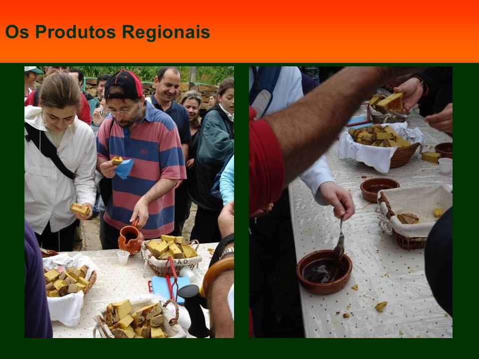 Os Produtos Regionais