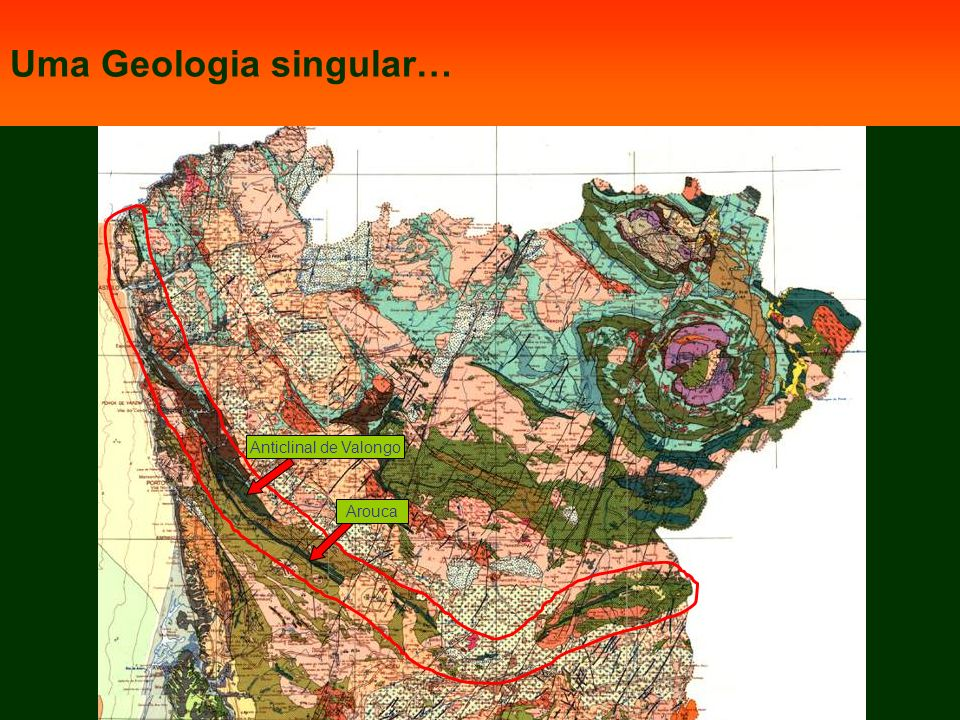 Uma Geologia singular…