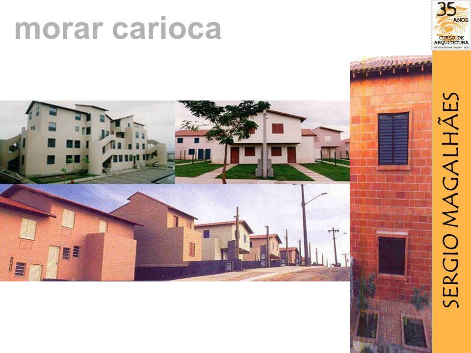 morar carioca SERGIO MAGALHÃES