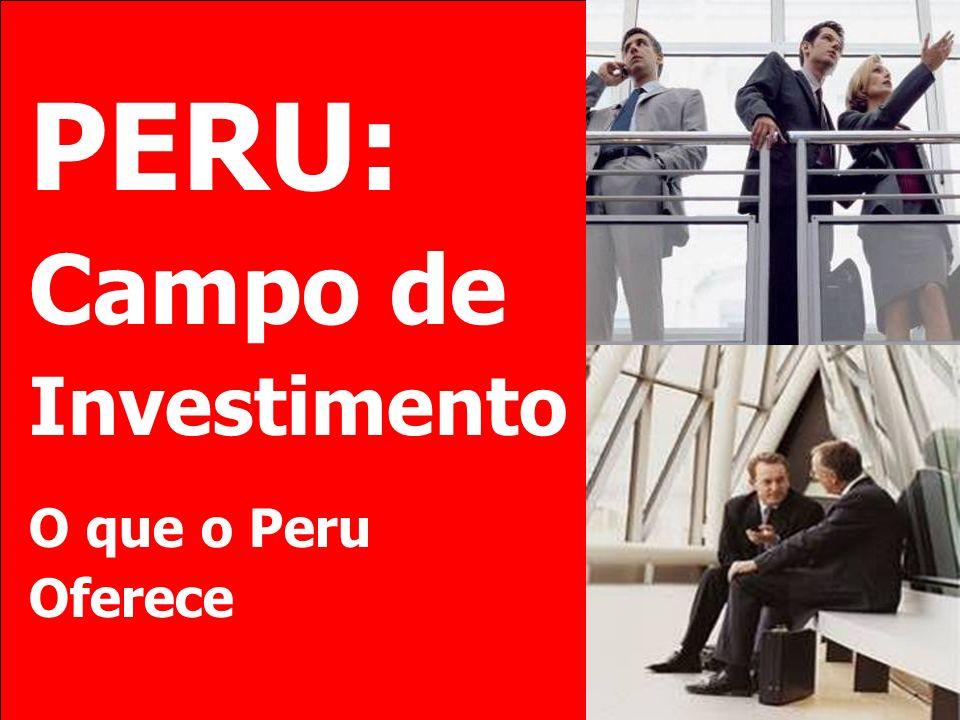 PERU: Campo de Investimento