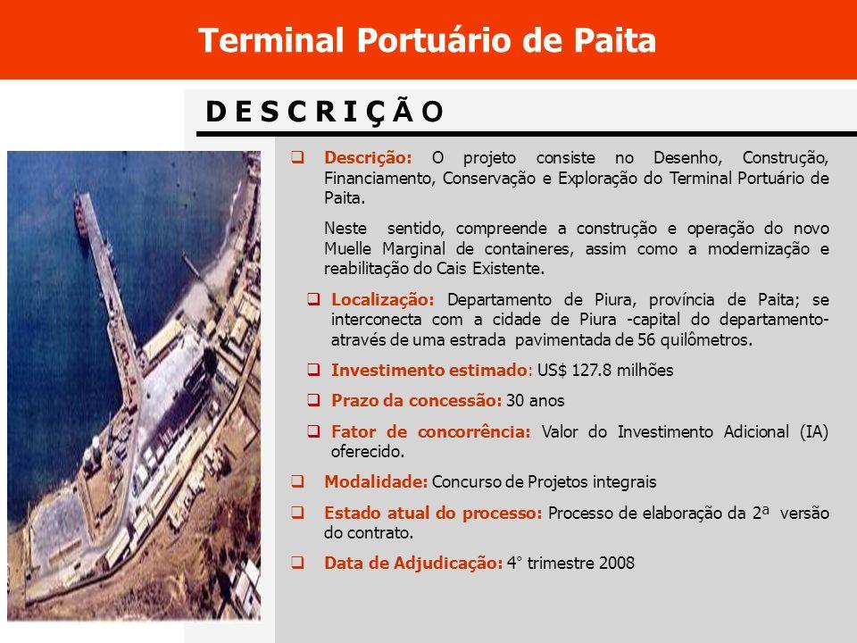 Terminal Portuário de Paita