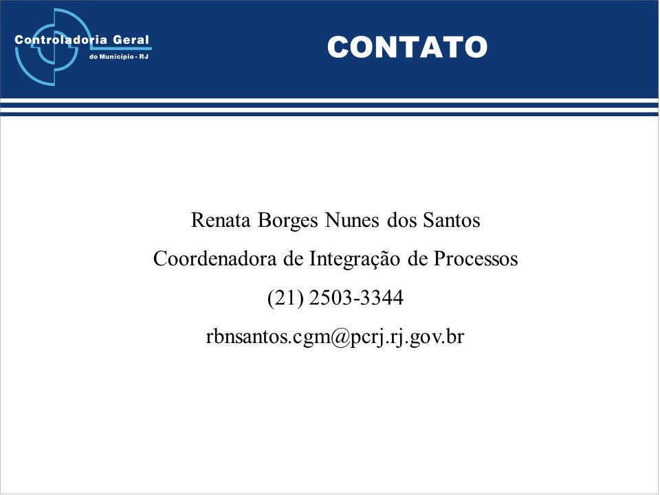 CONTATO Renata Borges Nunes dos Santos