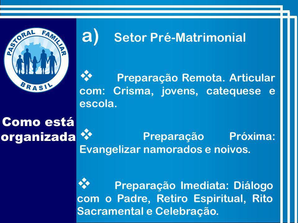 Setor Pré-Matrimonial