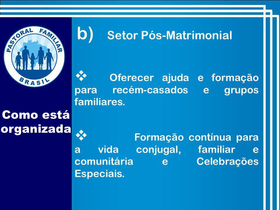 Setor Pós-Matrimonial