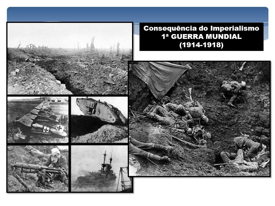 Consequência do Imperialismo