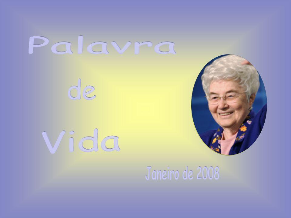 Palavra de Vida Janeiro de 2008