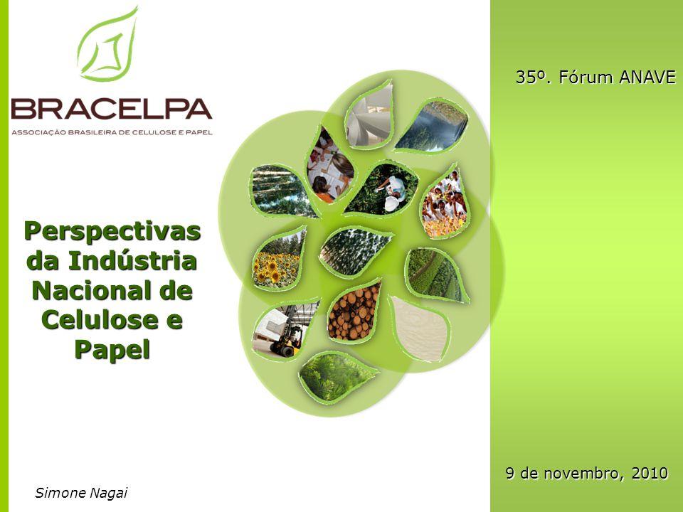 Perspectivas da Indústria Nacional de Celulose e Papel