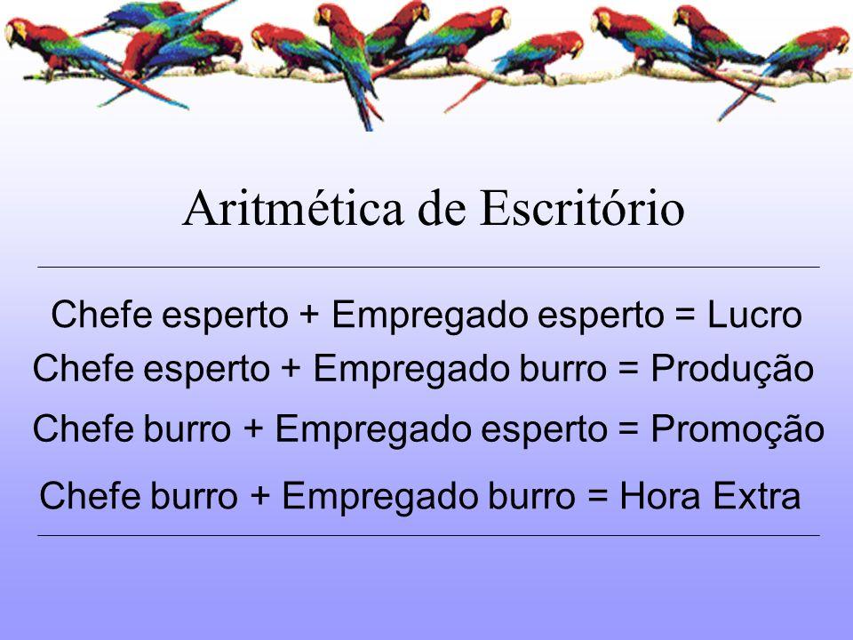 Aritmética de Escritório