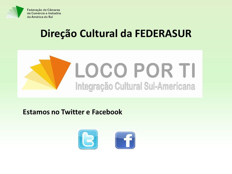 Direção Cultural da FEDERASUR