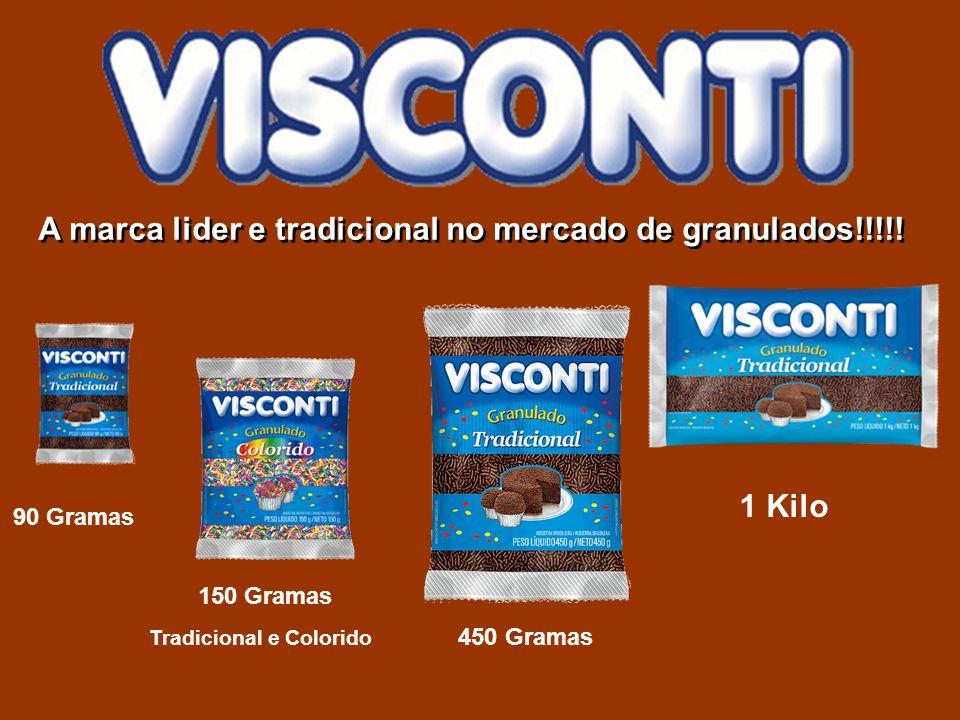 A marca lider e tradicional no mercado de granulados!!!!!