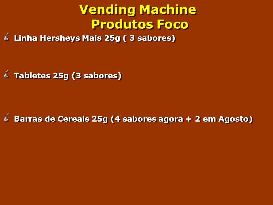Vending Machine Produtos Foco