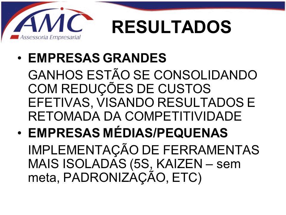RESULTADOS EMPRESAS GRANDES