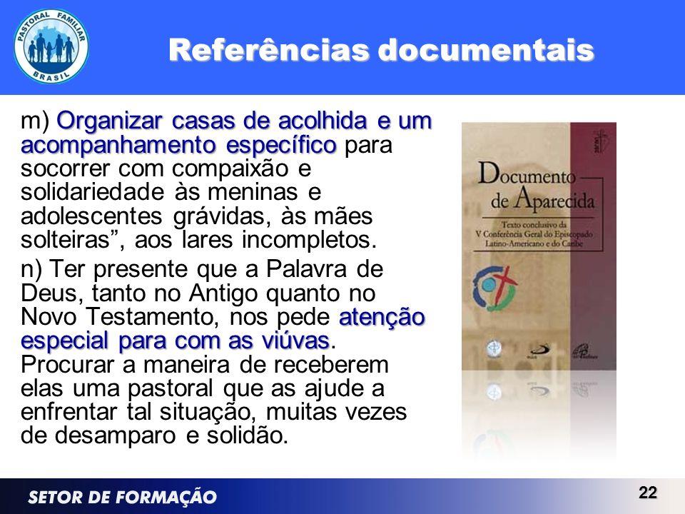 Referências documentais